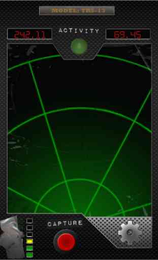 TRS Ghost Finder - Radar 1