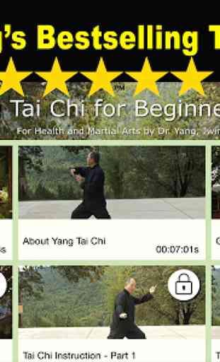 Yang Tai Chi for Beginners 1 1