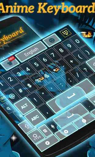 Anime Keyboard 3
