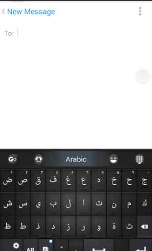 Arabic Language - GO Keyboard 3