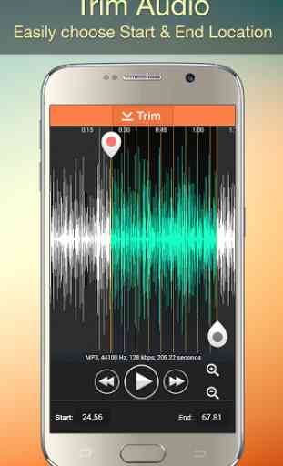 Audio MP3 Cutter Mix Converter 3