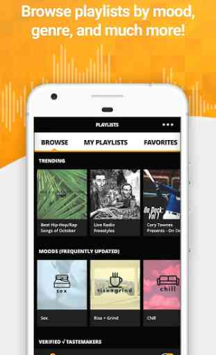 Audiomack - Rap, Reggae, & EDM 3