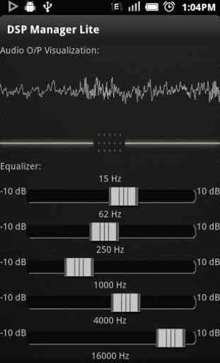 DSP Manager & Equalizer Free 2