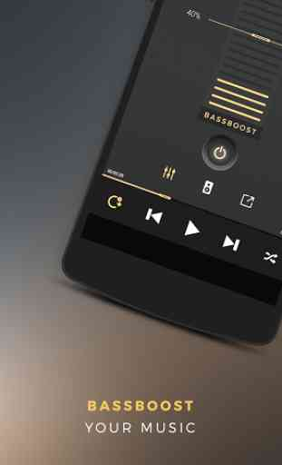 Equalizer music player booster 2