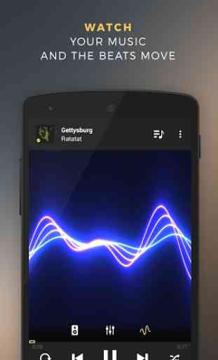 Equalizer music player booster 3