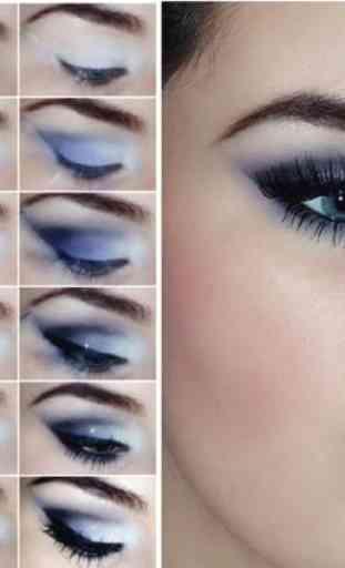 Eyes MakeUp Step by Step 2
