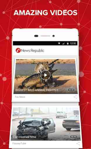 News Republic – Breaking news 2