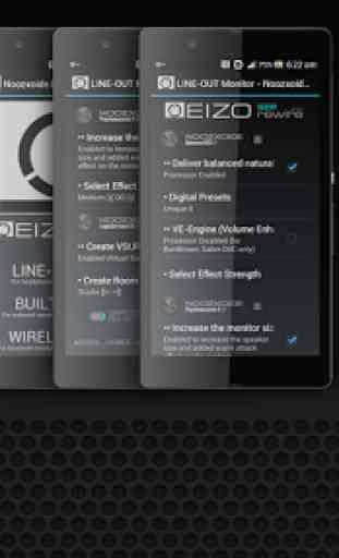 Noozxoide EIZO-rewire™ PRO 1