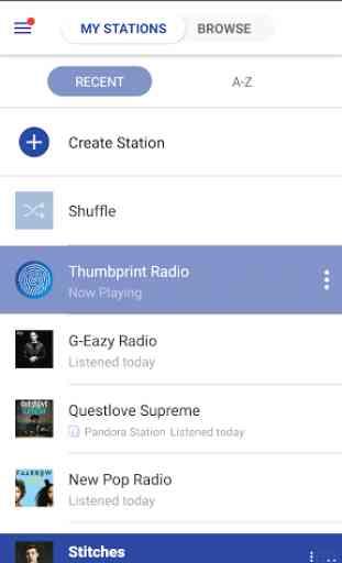 Pandora® Radio 2