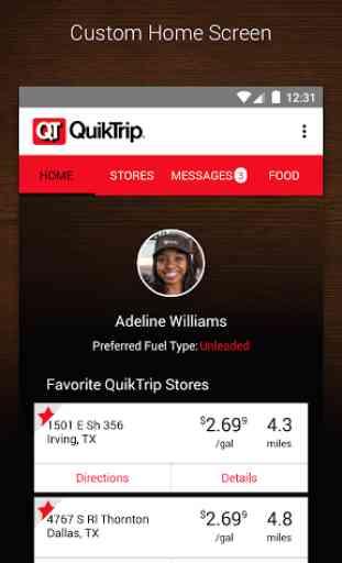 QuikTrip QT Gas, Food Coupons 1