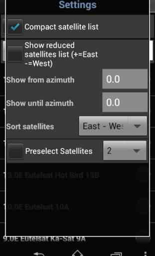 Satellite Locator 4