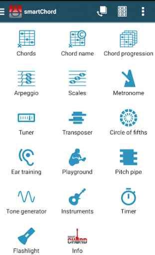smart Chords & tools (guitar.. 1