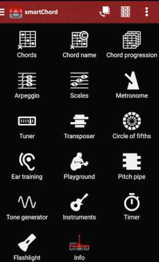 smart Chords & tools (guitar.. 2