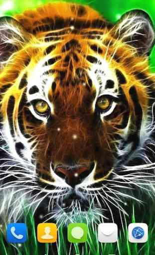 3D Wild Animals Live Wallpaper 2