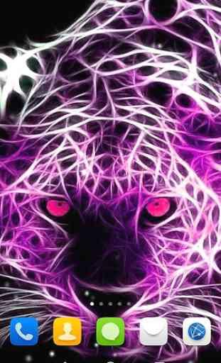 3D Wild Animals Live Wallpaper 4