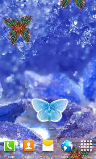 Abstract Butterflies Wallpaper 4
