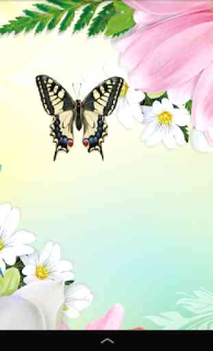 Butterflies Live Wallpaper 4