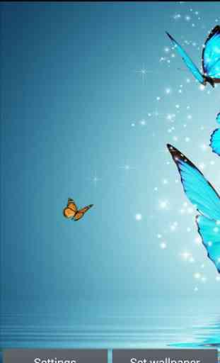 Butterfly Live Wallpaper 2