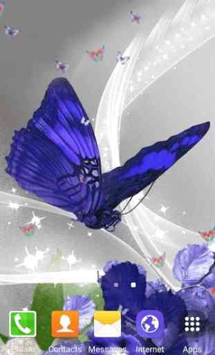 Butterfly Live Wallpaper 4
