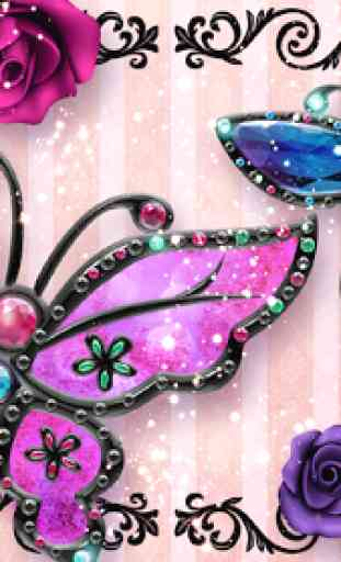 Butterfly Live Wallpaper Trial 3