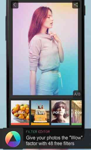 Filter Editor - Photo Effects 1