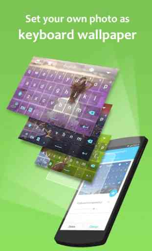 GO Keyboard - Emoji, Wallpaper 2