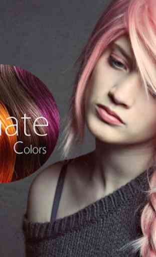Hair Color Changer Ultimate 1