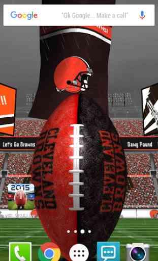 NFL 2015 Live Wallpaper 1