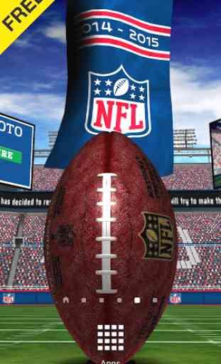 NFL 2015 Live Wallpaper 2