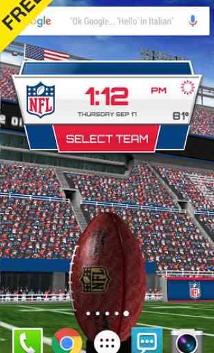 NFL 2015 Live Wallpaper 4
