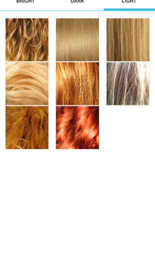 NiceHair - Hair Color Changer 2