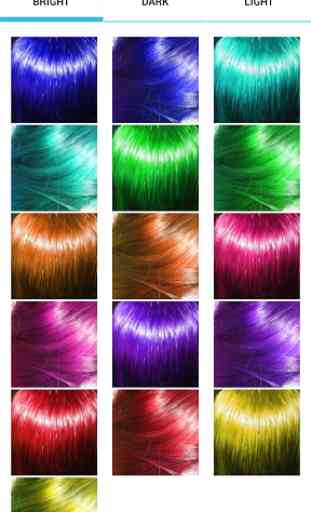 NiceHair - Hair Color Changer 3