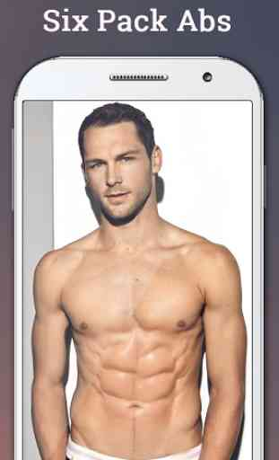 Six Pack Abs Photo Editor 1