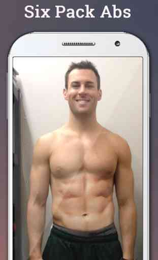 Six Pack Abs Photo Editor 4
