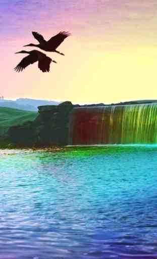 Waterfall 3D Live Wallpaper 1