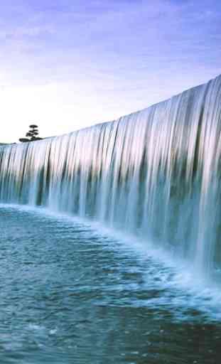 Waterfall 3D Live Wallpaper 2