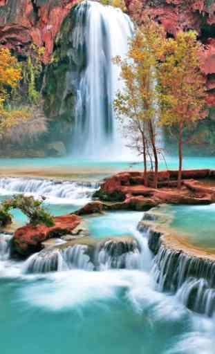 Waterfall 3D Live Wallpaper 3