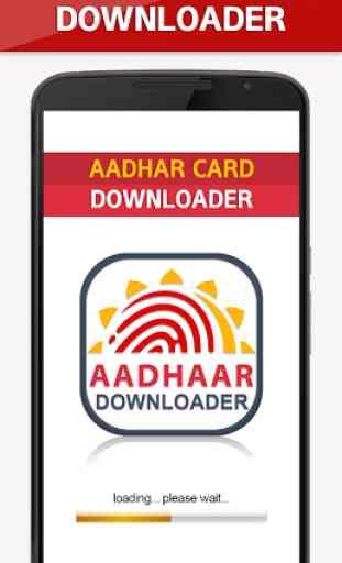 Aadhar Card Downloader 1