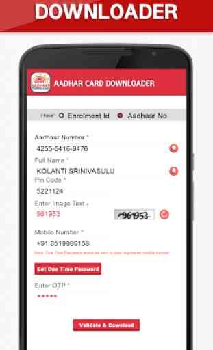 Aadhar Card Downloader 4