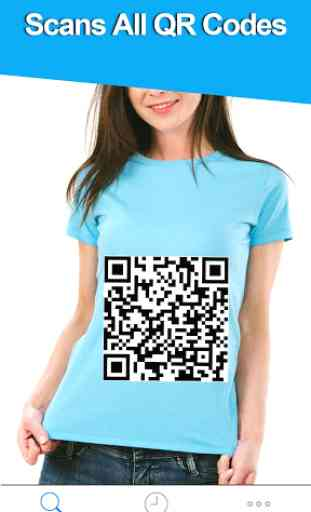 Ad Free)QR Scanner for Android 1