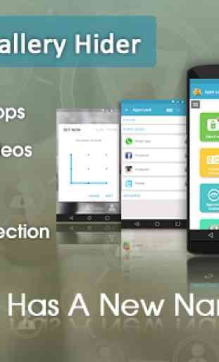 Apps Lock & Gallery Hider 1