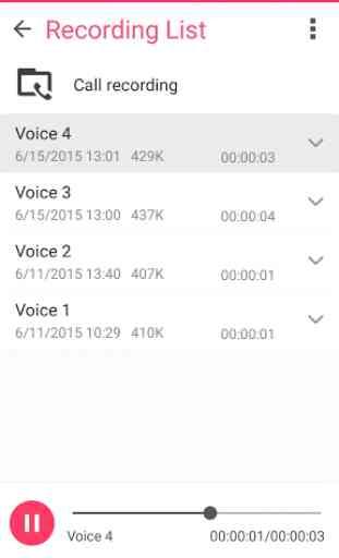 ASUS Sound Recorder 3