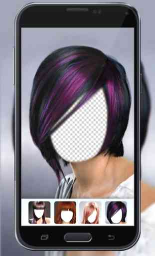 Beautiful Hair Style Color 2