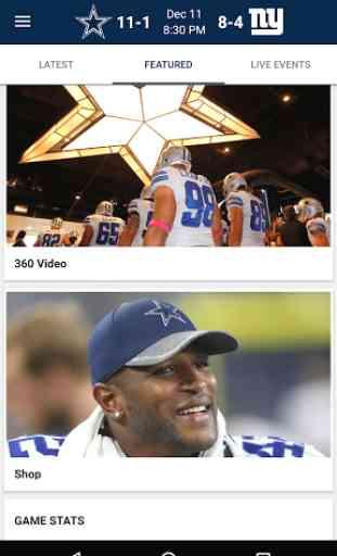 Dallas Cowboys Mobile 2