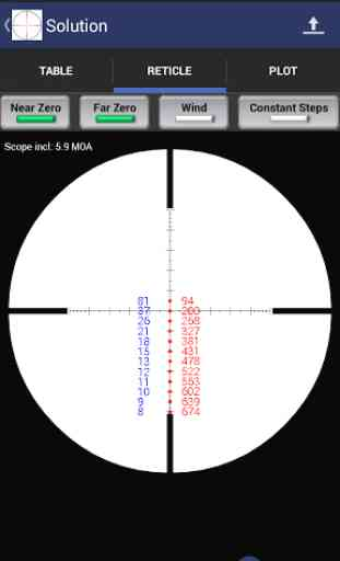 Exterior Ballistics Calculator 2