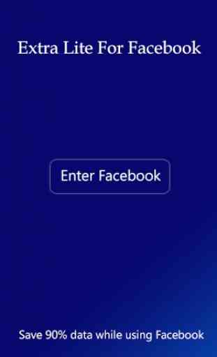 Extra Lite For Facebook 1