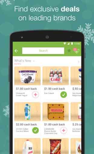 Ibotta: Cash Savings & Coupons 2