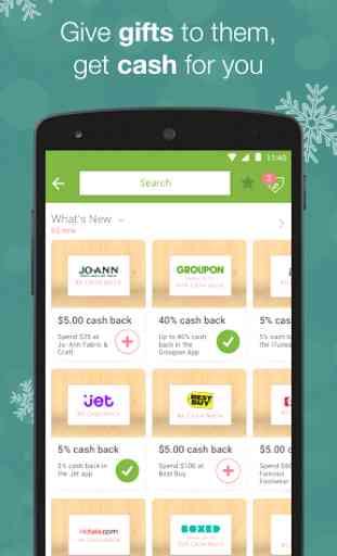 Ibotta: Cash Savings & Coupons 4