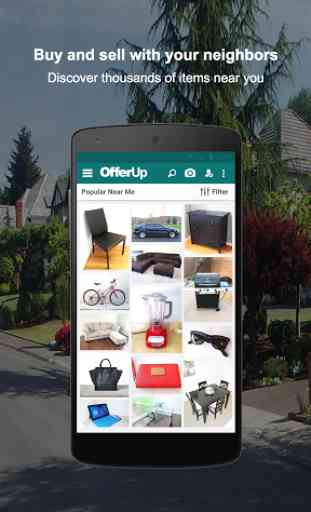 OfferUp - Buy. Sell. Offer Up 1