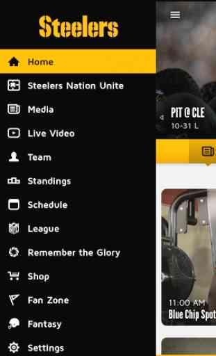 Pittsburgh Steelers 3